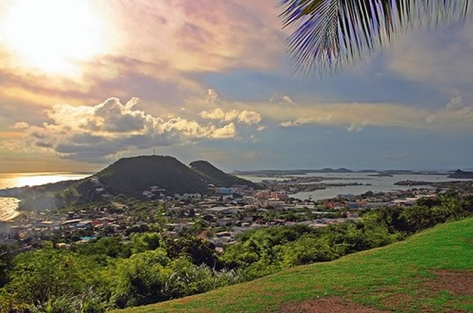 Gallery pic of Cole Bay Hill, Dutch Antilles with Star Island Tours